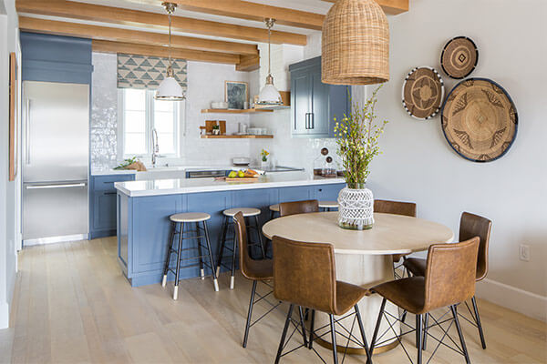 Harbor Cottage by Brooke Wagner Design
