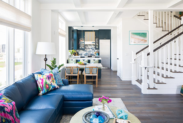 Balboa Cottage, by Grace Blu Design