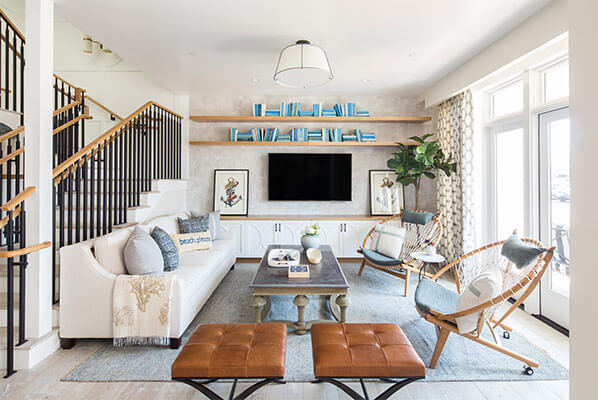 Bay Cottage by Mehditash Design