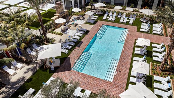 The Lido House Pool